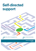 cover of Self Directed Support report